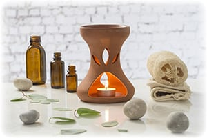 aromatherapy-votive-candles-burning-in