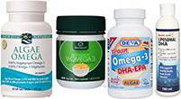 Non-Fish DHA & EPA Omega-3